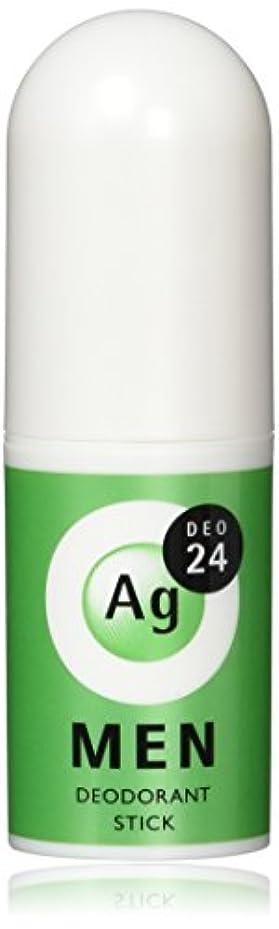 ズボン狭い誘発するエージーデオ24 メンズ デオドラントスティック スタイリッシュシトラスの香り 20g (医薬部外品)