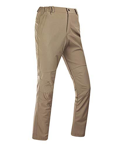 9e4573ddd158dd (フロラン)Froyland メンズ アウトドア ハイキング 登山パンツ トレッキングパンツ 厚手 秋冬用 防風 防寒