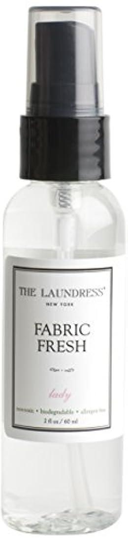 小さな速報端THE LAUNDRESS(ザ?ランドレス)  ファブリックフレッシュ ladyの香り60ml 【日本限定品】