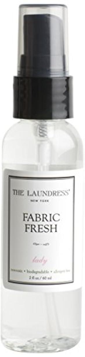 ベーシックラベルパラメータTHE LAUNDRESS(ザ?ランドレス)  ファブリックフレッシュ ladyの香り60ml 【日本限定品】
