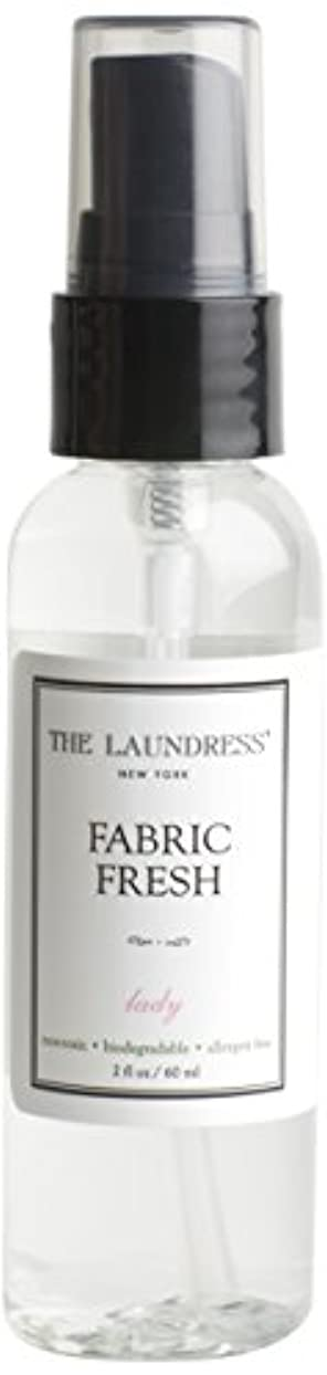 空洞その敬礼THE LAUNDRESS(ザ?ランドレス)  ファブリックフレッシュ ladyの香り60ml 【日本限定品】