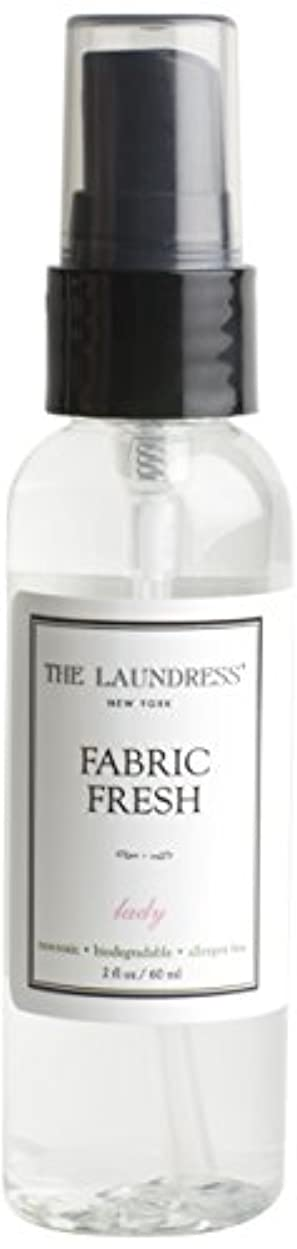 ヒゲ乗り出す麻痺THE LAUNDRESS(ザ?ランドレス)  ファブリックフレッシュ ladyの香り60ml 【日本限定品】