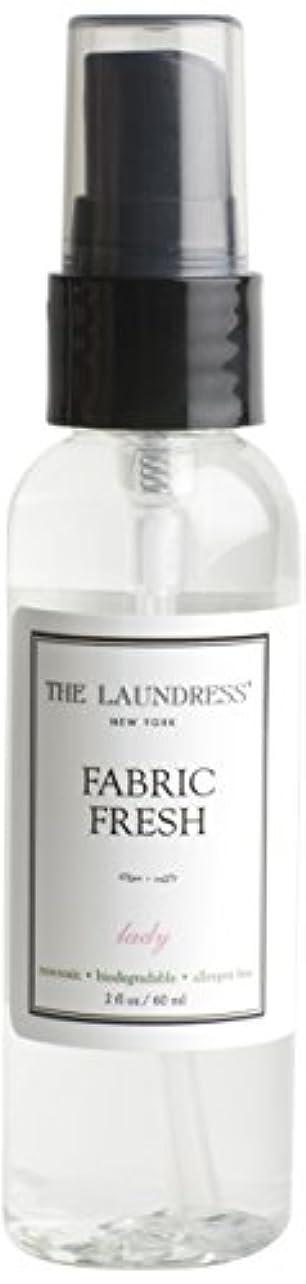 薄いですスロープ失礼なTHE LAUNDRESS(ザ?ランドレス)  ファブリックフレッシュ ladyの香り60ml 【日本限定品】