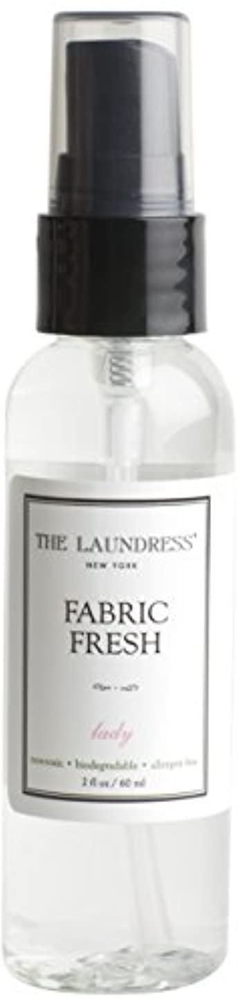 スケッチ慣れる学習THE LAUNDRESS(ザ?ランドレス)  ファブリックフレッシュ ladyの香り60ml 【日本限定品】