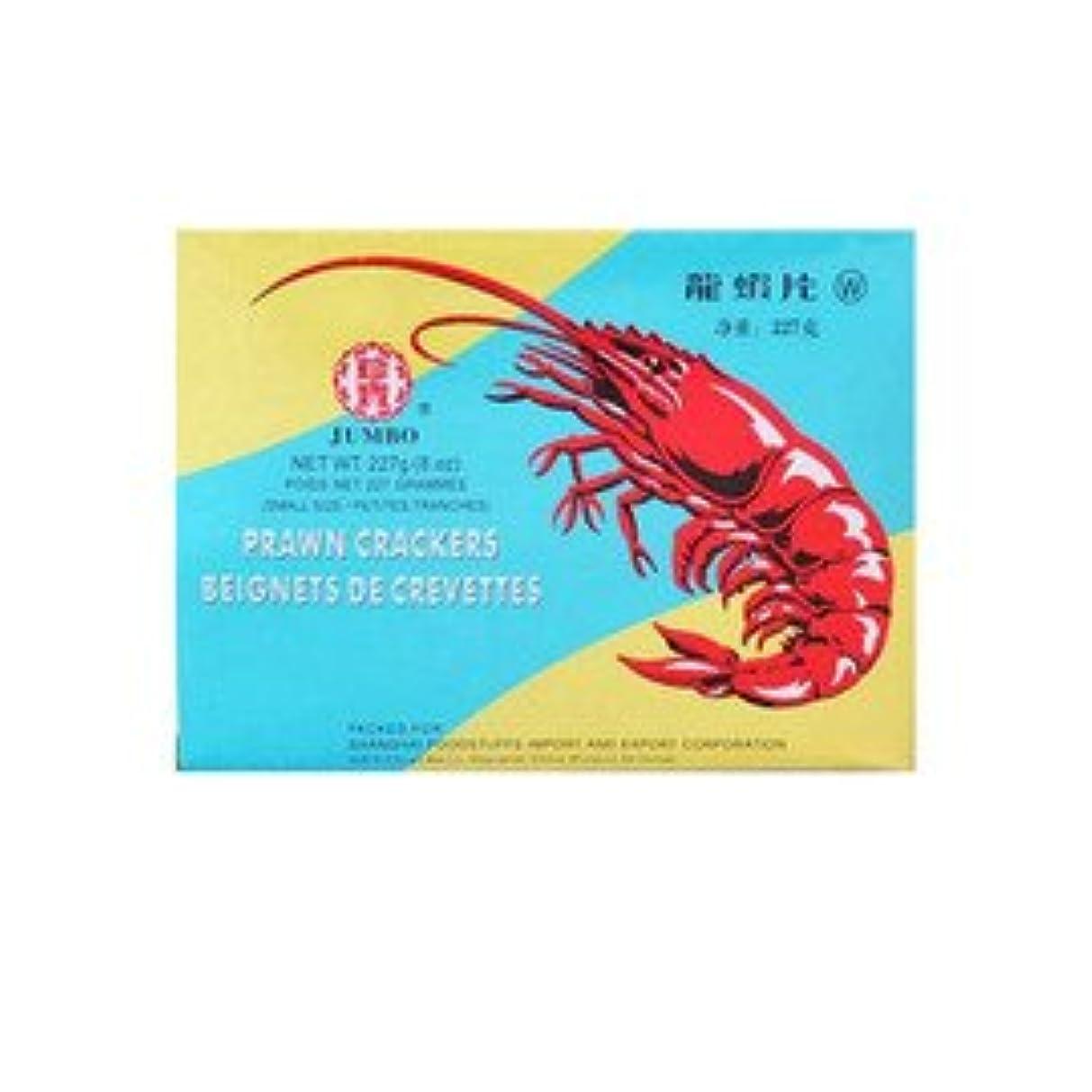 操る退屈レキシコンシャーペン (えびせん) 龍蝦片 赤 227g