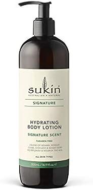 Sukin Hydrating Body Lotion, Original Scent, 500ml