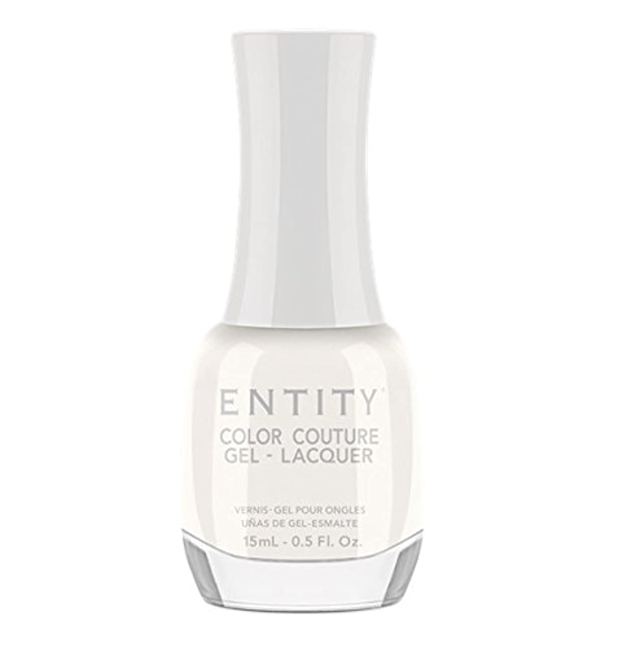 代表してベイビーブラストEntity Color Couture Gel-Lacquer - Nothing To Wear - 15 ml/0.5 oz