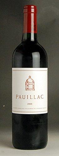 [2008] ポイヤック・ド・ラトゥール PAUILLAC DE LATOUR