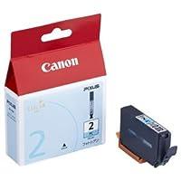 (まとめ) キャノン Canon インクタンク PGI-2PC フォトシアン 1028B001 1個 【×4セット】