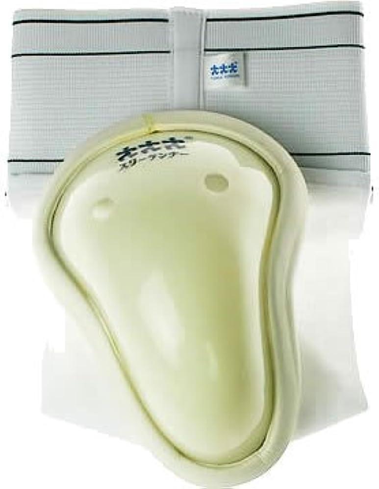 実験室主観的クリエイティブスリーランナー 綿クロスプロテクター 5380(カップ付) M