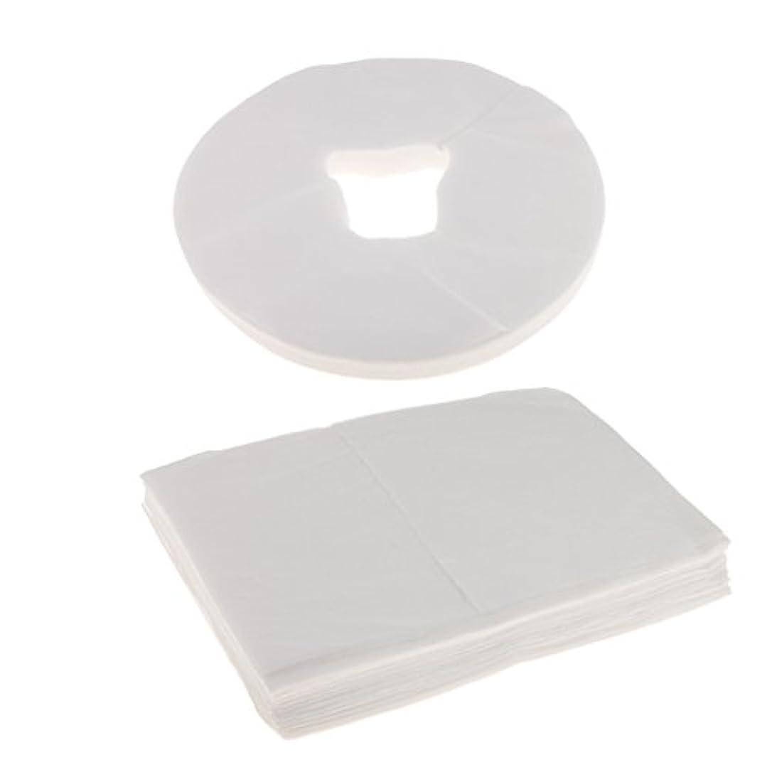 SONONIA 使い捨て ベッドシーツ フェイスクレードルカバー 美容院 マッサージサロン エステ 安全 衛生 クッションカバー