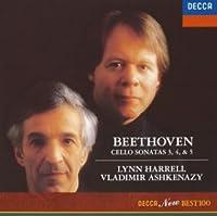 ベートーヴェン:チェロ・ソナタ第3番&第4番&第5番