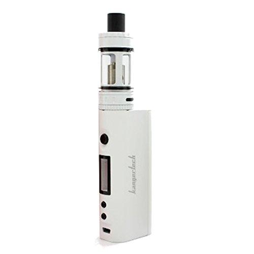 (カンガーテック) Kanger Tech トップボックス ミニ TOPBOX mini バッテリー付き 電子たばこ ハイパワー 温度管理機能 トップリフィル (ホワイト)