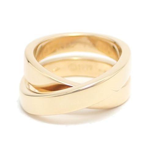 [カルティエ] Cartier エスプリ ド パリ リング 指輪 K18YG イエローゴールド #49 [中古]