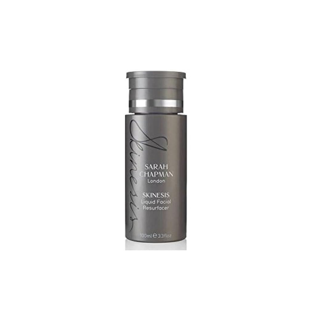 仲介者読みやすい火山サラチャップマン液体顔(100)に x2 - Sarah Chapman Skinesis Liquid Facial Resurfacer (100ml) (Pack of 2) [並行輸入品]