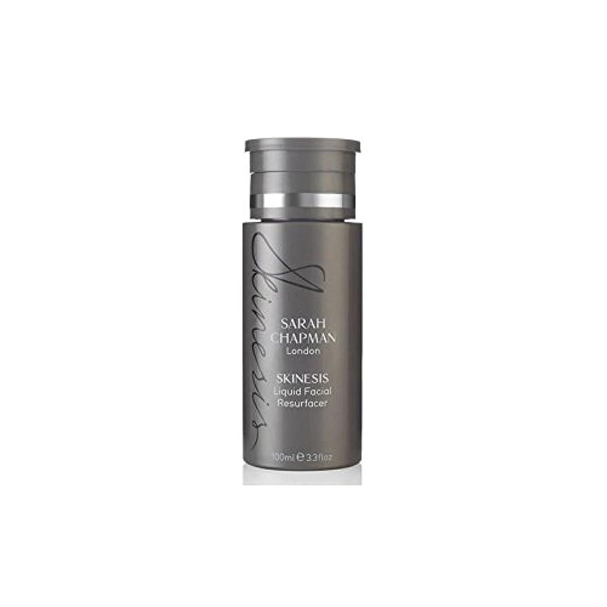 緊張する時々時々剥ぎ取るSarah Chapman Skinesis Liquid Facial Resurfacer (100ml) - サラチャップマン液体顔(100)に [並行輸入品]