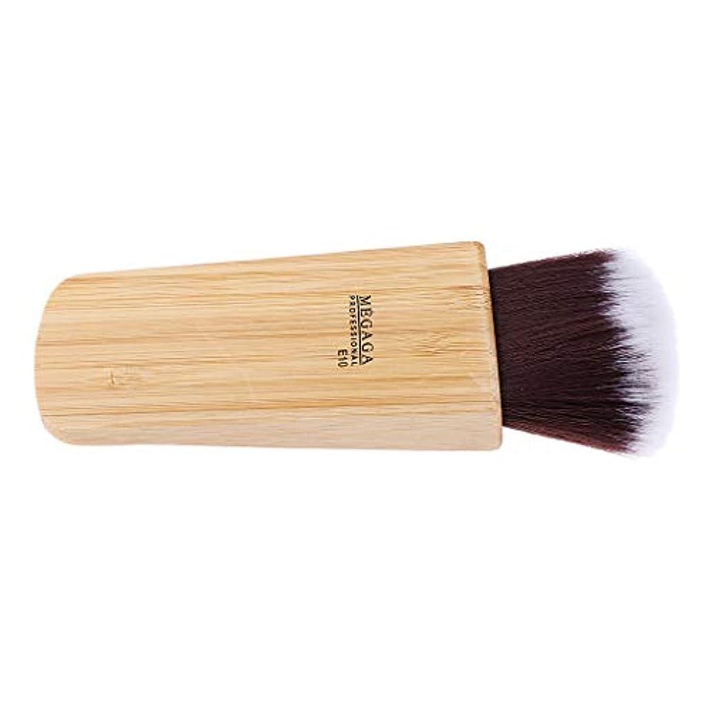 フォーク策定するギネスF Fityle ネックダスターブラシ ヘアカット ネックブラシ 洗浄 ヘアブラシ 理髪美容ツール