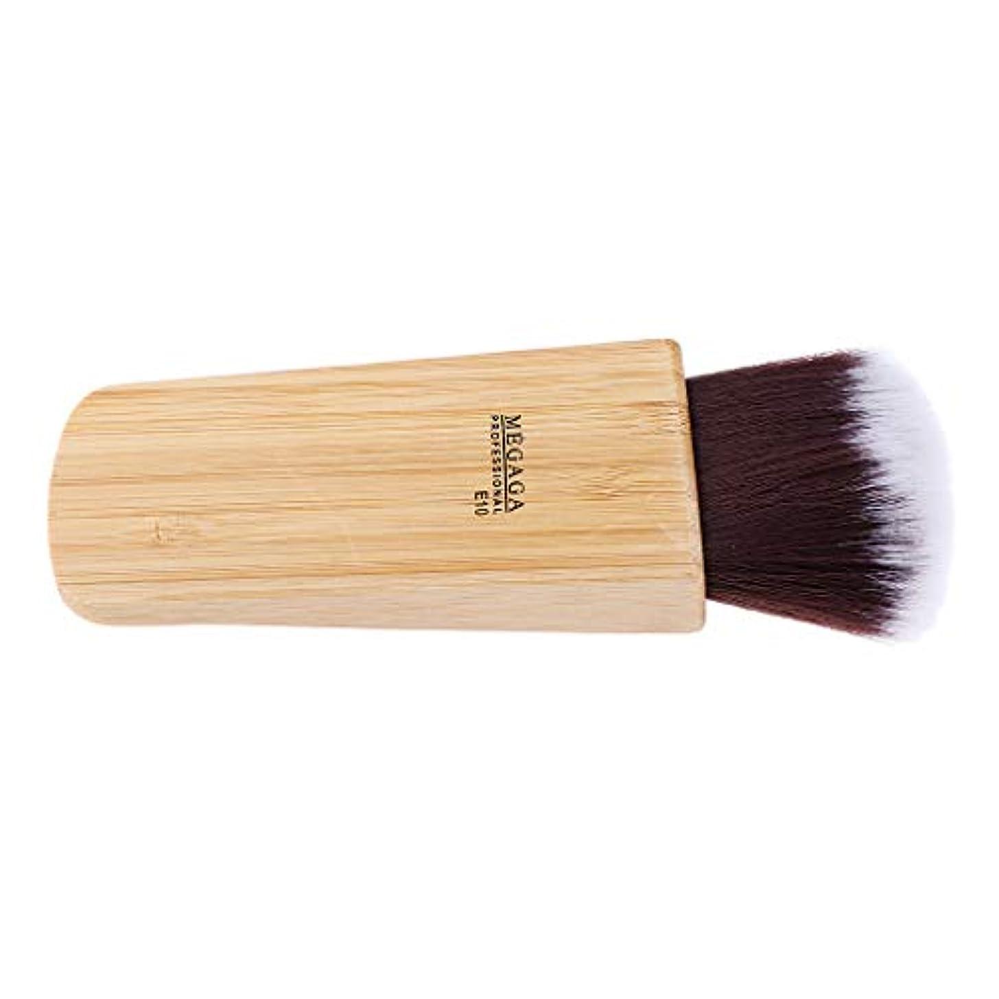 対称適合する牧草地B Baosity ネックダスターブラシ ヘアカット 髪清掃用 ソフト