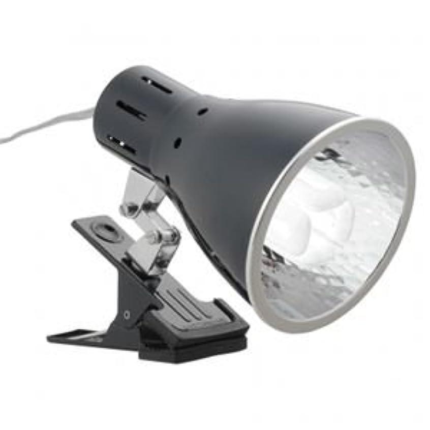 に負ける修正するフェリークリップライトブラック 昼光色100W形1灯 ヤザワ Y07CLE100X01BK