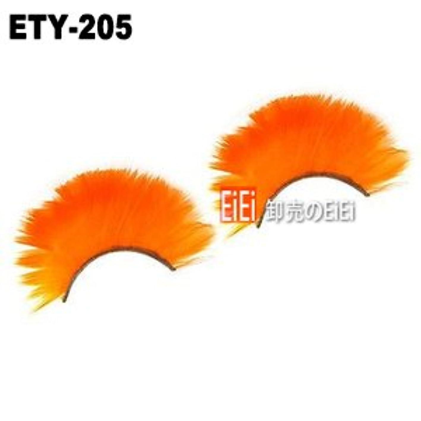 協力する破壊的酔ってつけまつげ セット 羽 ナチュラル つけま 部分 まつげ 羽まつげ 羽根つけま カラー デザイン フェザー 激安 アイラッシュ ETY-200set (ETY-205)
