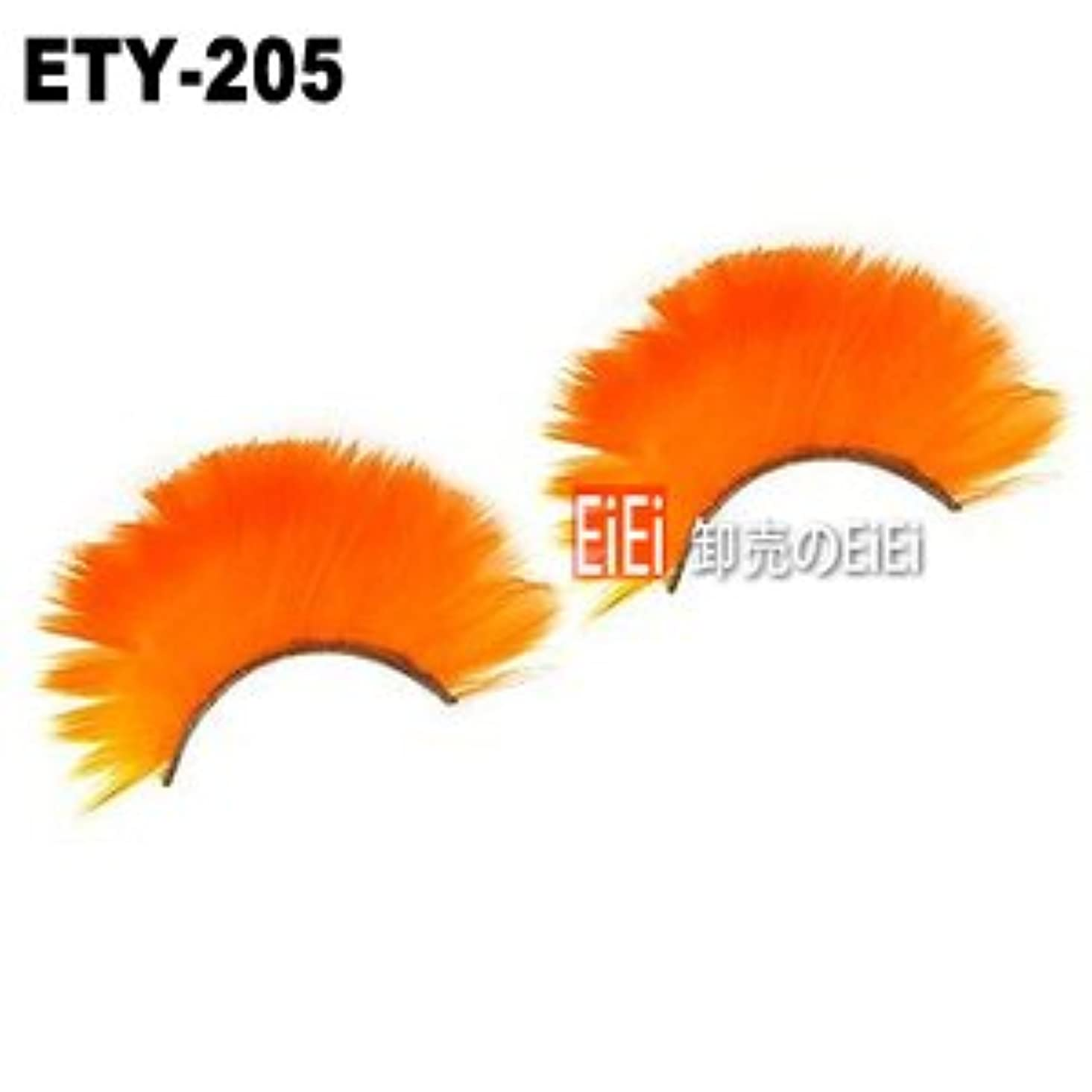 土器束ねる騙すつけまつげ セット 羽 ナチュラル つけま 部分 まつげ 羽まつげ 羽根つけま カラー デザイン フェザー 激安 アイラッシュ ETY-200set (ETY-205)