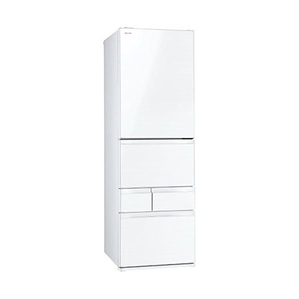 東芝 冷凍 冷蔵庫 426(L) 左開き GR...の紹介画像2