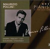 20世紀の偉大なるピアニストたち~マウリツィオ・ポリーニ