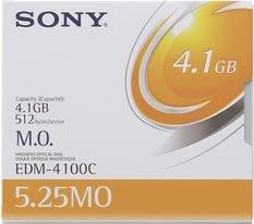 SONY EDM-4100C 5.25MOディスク