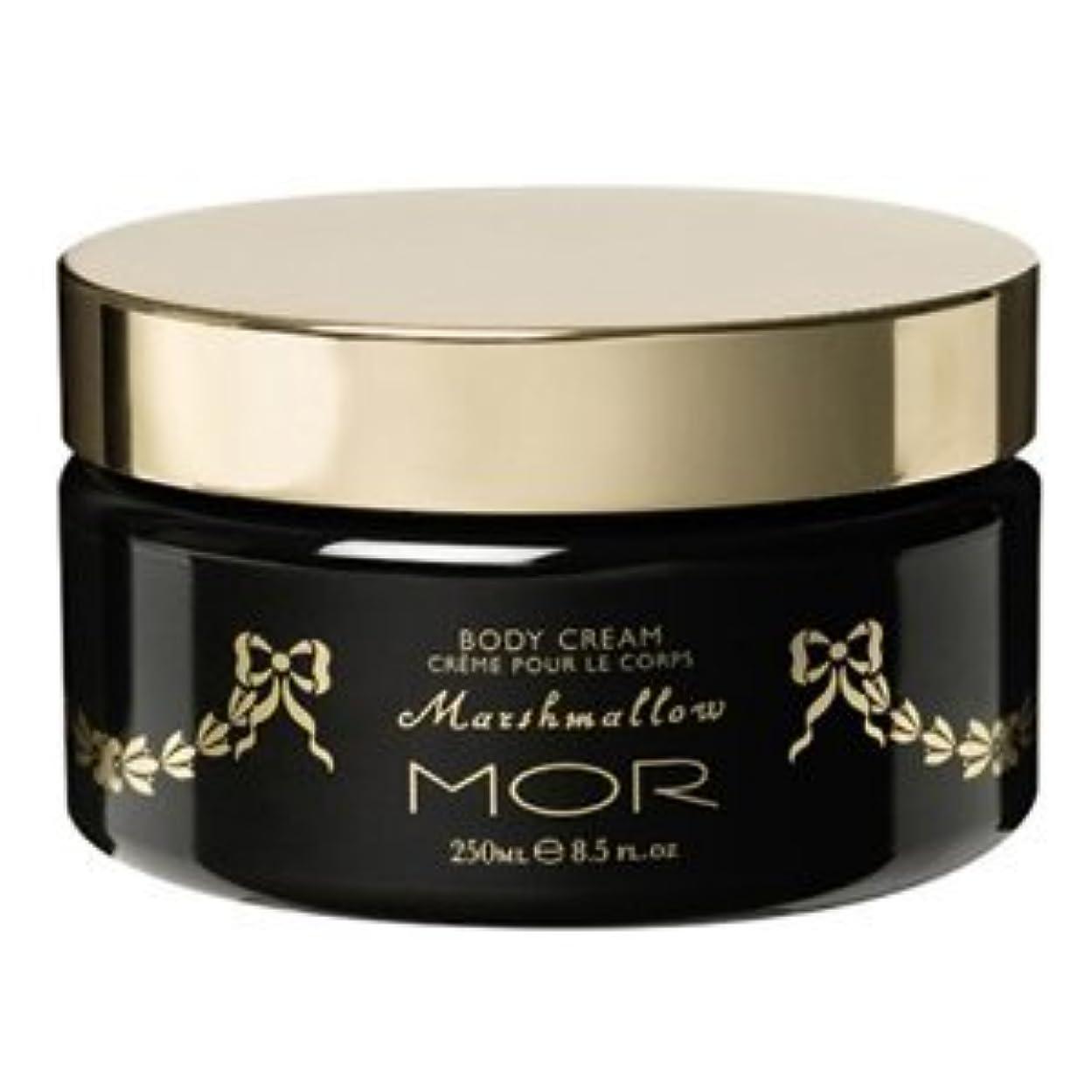 安心させる逸脱順応性【MOR Cosmetincs】浜崎あゆみさん愛用のモア?マシュマロボディクリーム(Marshmallow Body Cream)250ml
