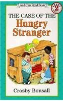 The Case of the Hungry Stranger (I Can Read Books: Level 2)