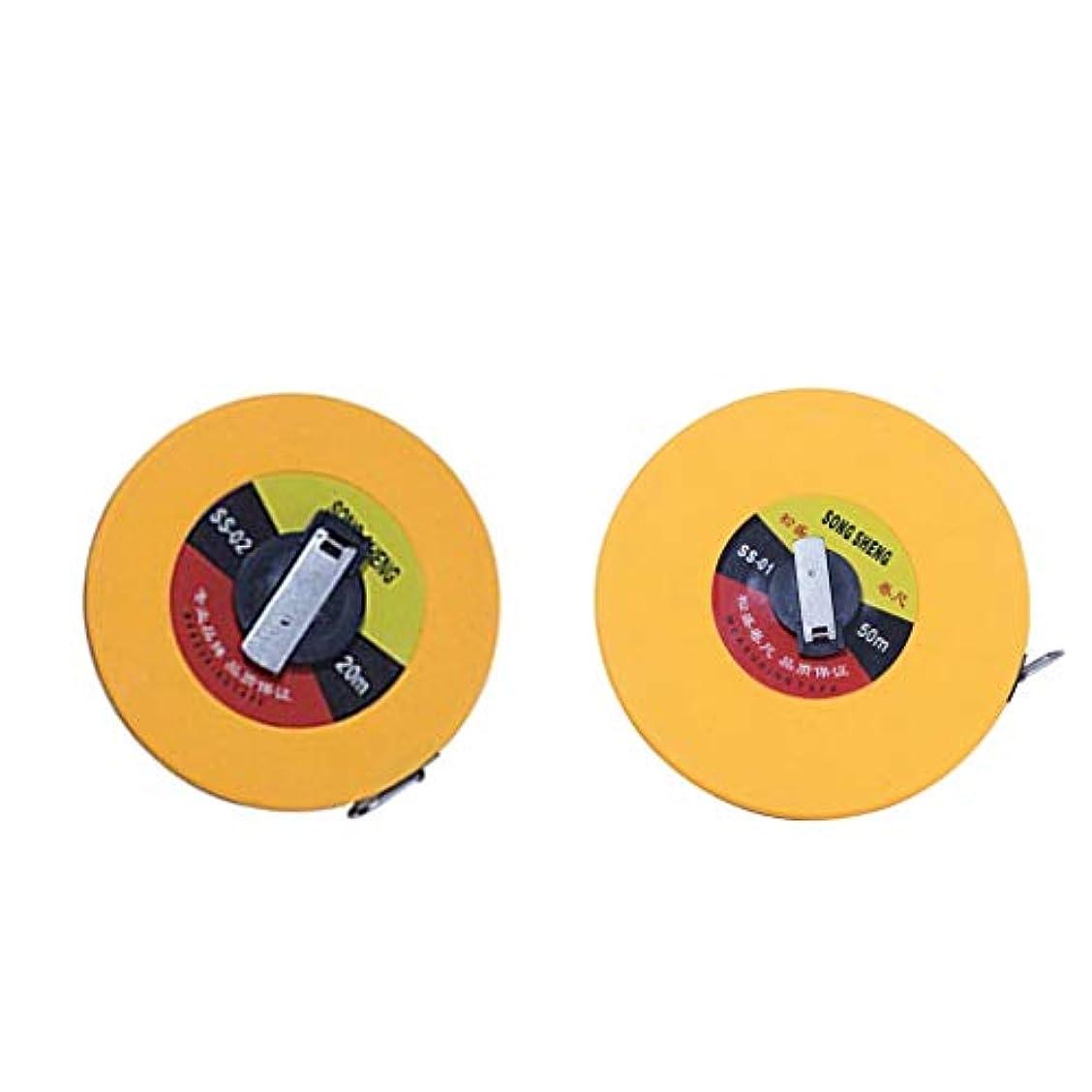 波観光に行く甥定規テープ 巻き尺 巻尺 自動巻取式 裁縫用 手芸用 洋裁用 測定用 採寸用 定規 2個セット