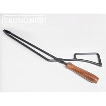 TEOGONIA/テオゴニア Fireplace Tongs/ファイヤープレーストング【63495】バーベキュー 炭ばさみ 薪ばさみ