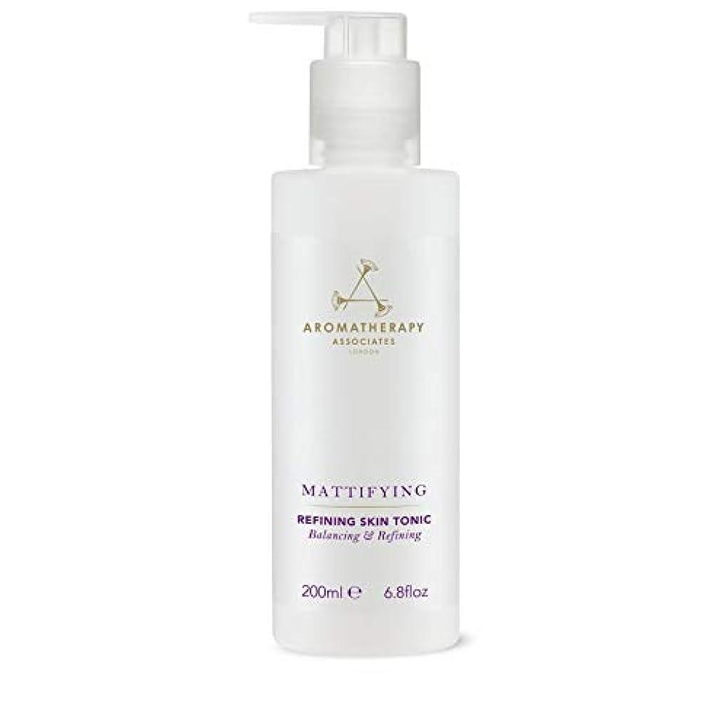 白菜説得呪い[Aromatherapy Associates ] アロマセラピーアソシエイツ精錬皮膚の強壮剤、アロマセラピーアソシエイツ - Aromatherapy Associates Refining Skin Tonic,...