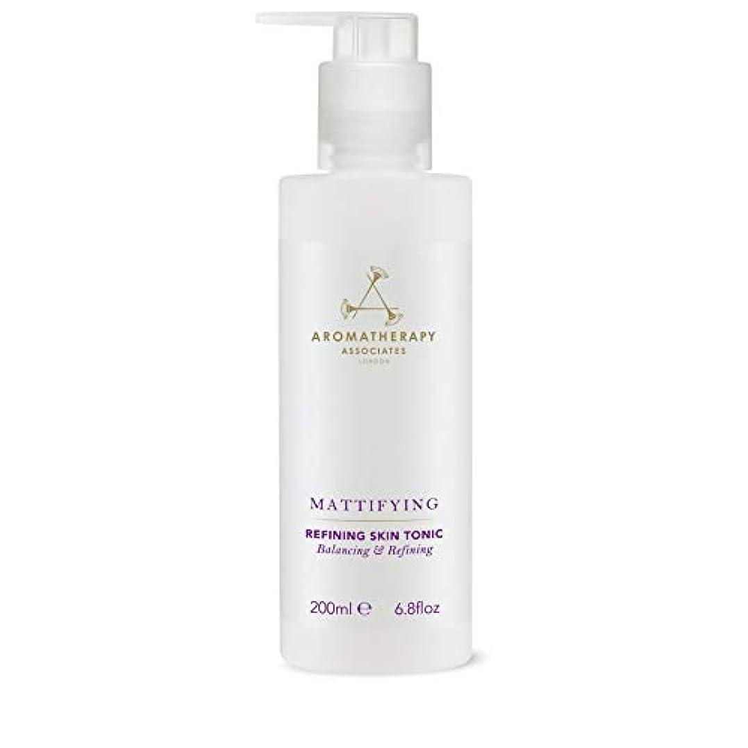 模索選出するリード[Aromatherapy Associates ] アロマセラピーアソシエイツ精錬皮膚の強壮剤、アロマセラピーアソシエイツ - Aromatherapy Associates Refining Skin Tonic,...