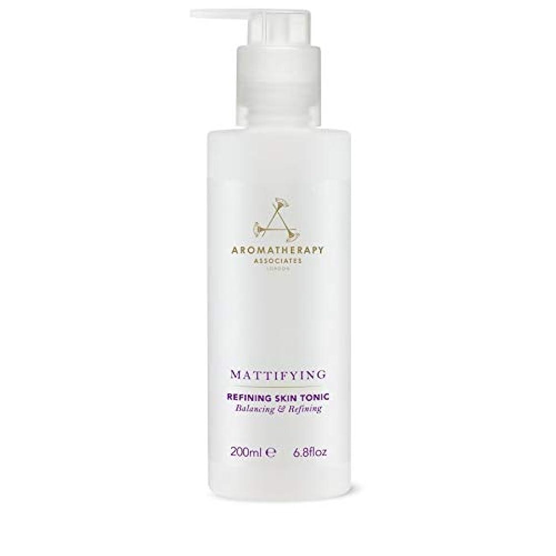 プラットフォームカビ取得[Aromatherapy Associates ] アロマセラピーアソシエイツ精錬皮膚の強壮剤、アロマセラピーアソシエイツ - Aromatherapy Associates Refining Skin Tonic,...
