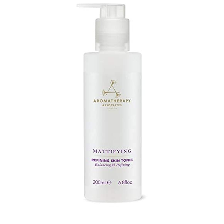 塩辛いポルノ仲人[Aromatherapy Associates ] アロマセラピーアソシエイツ精錬皮膚の強壮剤、アロマセラピーアソシエイツ - Aromatherapy Associates Refining Skin Tonic,...