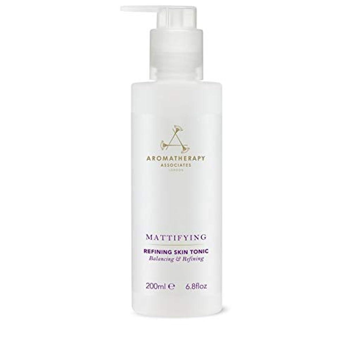 隠す証明書運命[Aromatherapy Associates ] アロマセラピーアソシエイツ精錬皮膚の強壮剤、アロマセラピーアソシエイツ - Aromatherapy Associates Refining Skin Tonic,...