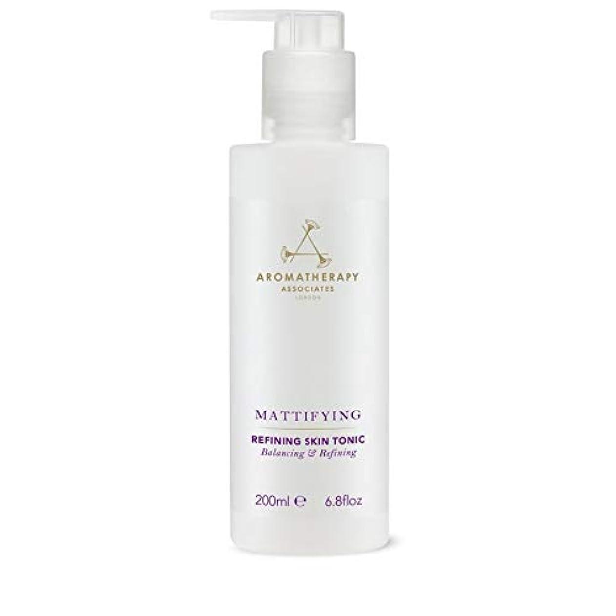 幸福回路ウェブ[Aromatherapy Associates ] アロマセラピーアソシエイツ精錬皮膚の強壮剤、アロマセラピーアソシエイツ - Aromatherapy Associates Refining Skin Tonic, Aromatherapy Associates [並行輸入品]