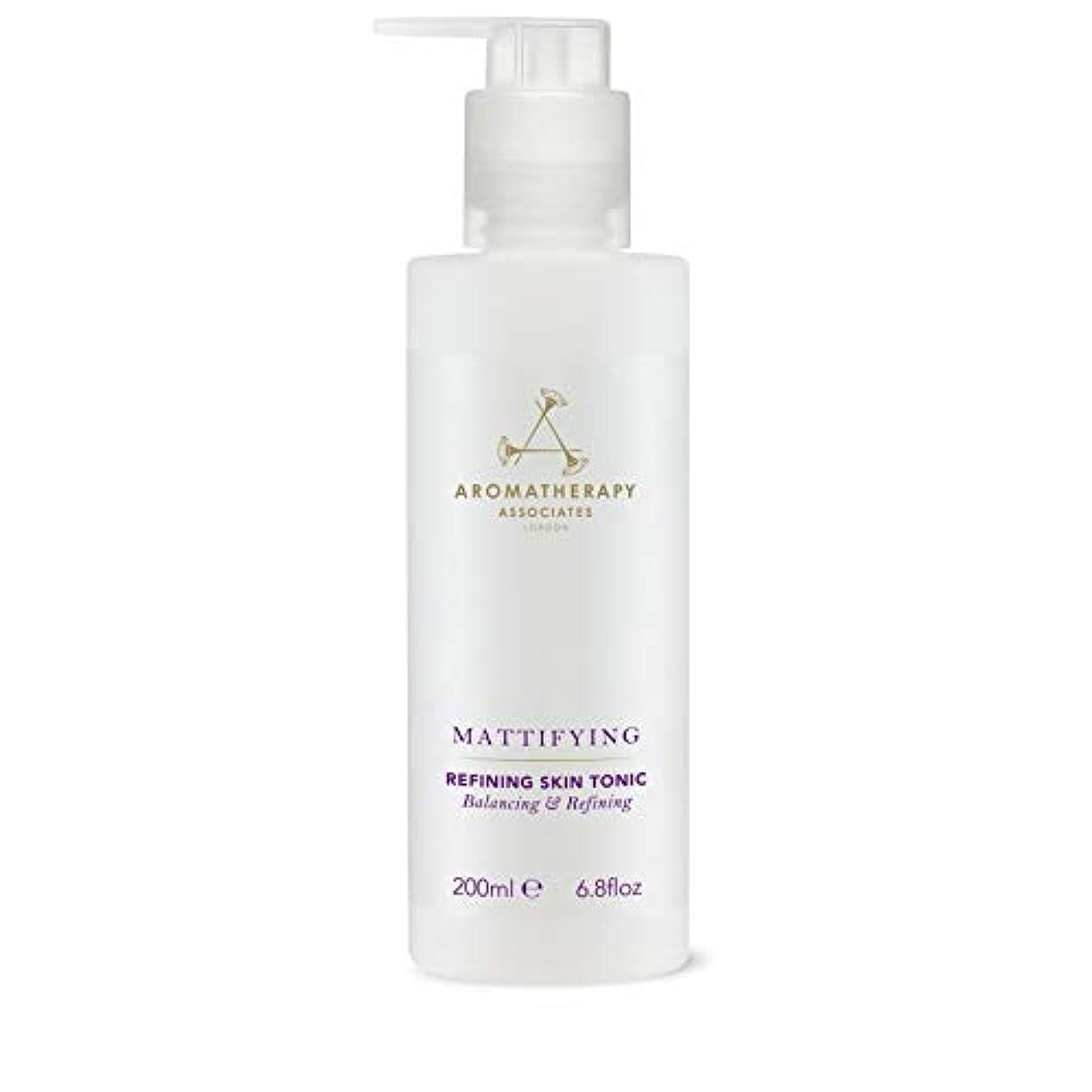 不運肉屋教義[Aromatherapy Associates ] アロマセラピーアソシエイツ精錬皮膚の強壮剤、アロマセラピーアソシエイツ - Aromatherapy Associates Refining Skin Tonic,...