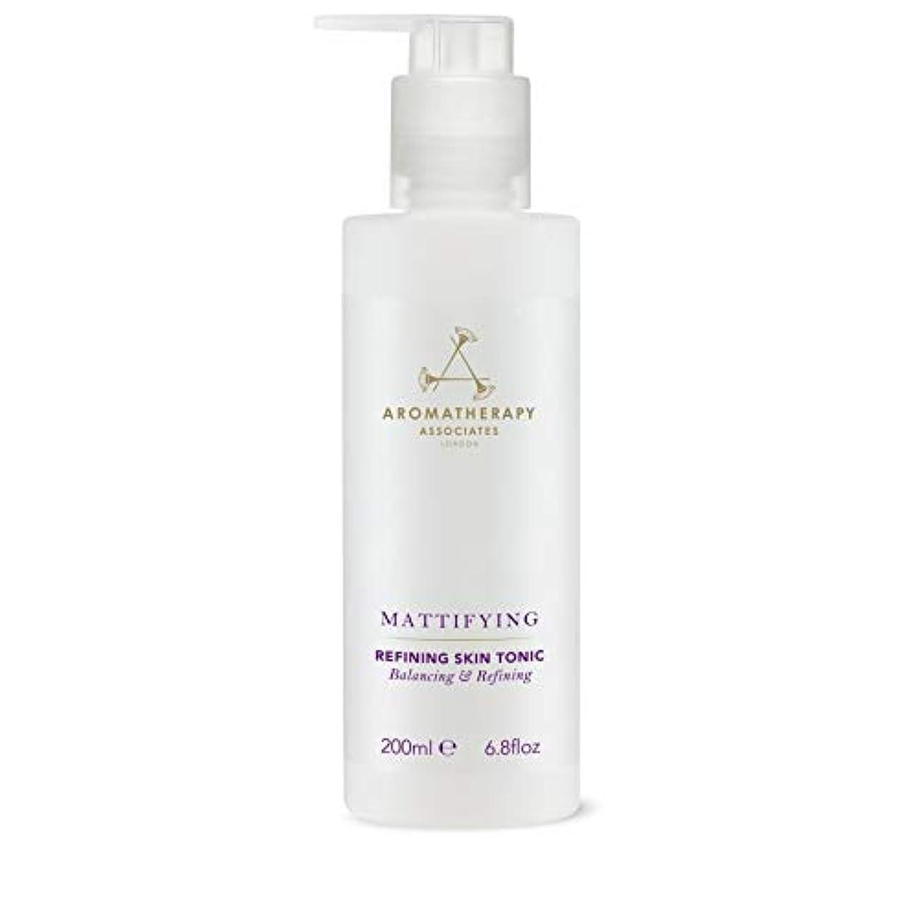 信頼招待セージ[Aromatherapy Associates ] アロマセラピーアソシエイツ精錬皮膚の強壮剤、アロマセラピーアソシエイツ - Aromatherapy Associates Refining Skin Tonic,...