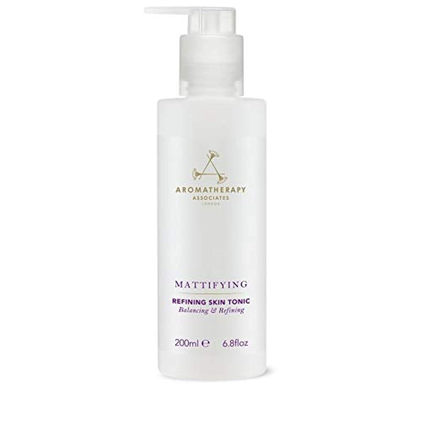 苦しみ先行する隣人[Aromatherapy Associates ] アロマセラピーアソシエイツ精錬皮膚の強壮剤、アロマセラピーアソシエイツ - Aromatherapy Associates Refining Skin Tonic,...