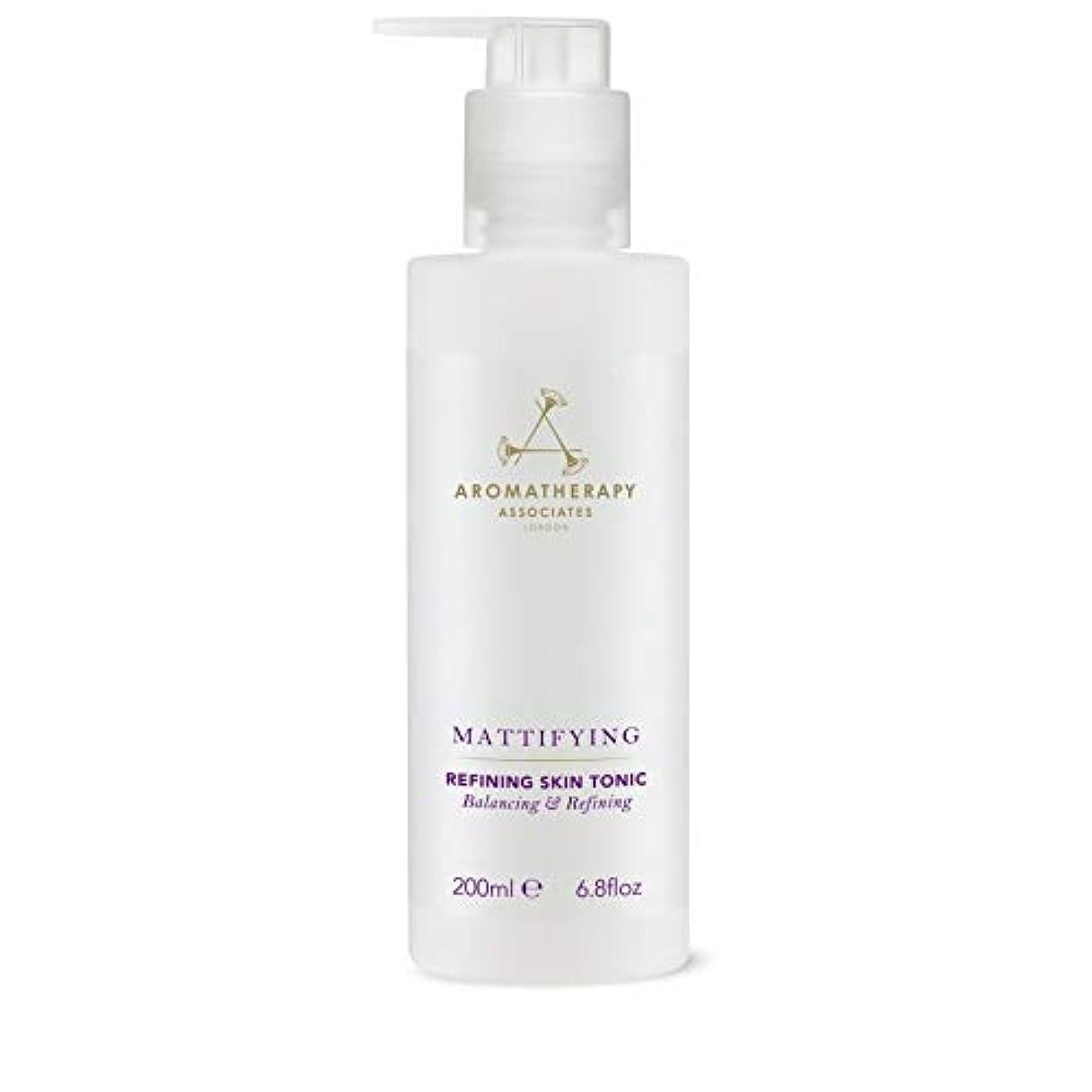 配管提供する誇張する[Aromatherapy Associates ] アロマセラピーアソシエイツ精錬皮膚の強壮剤、アロマセラピーアソシエイツ - Aromatherapy Associates Refining Skin Tonic,...
