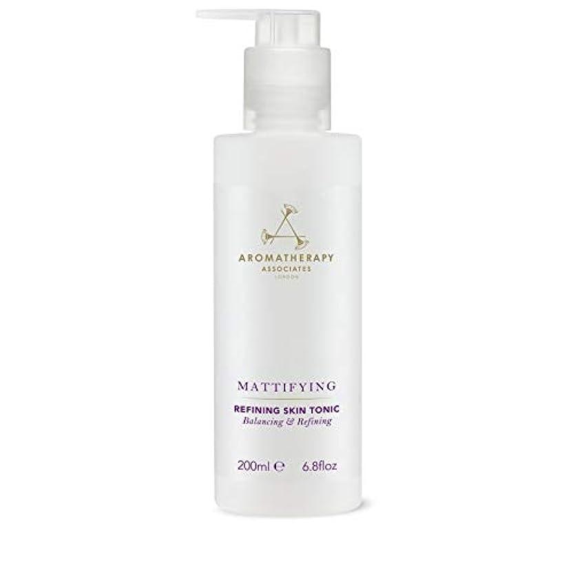 内なる梨滑る[Aromatherapy Associates ] アロマセラピーアソシエイツ精錬皮膚の強壮剤、アロマセラピーアソシエイツ - Aromatherapy Associates Refining Skin Tonic,...