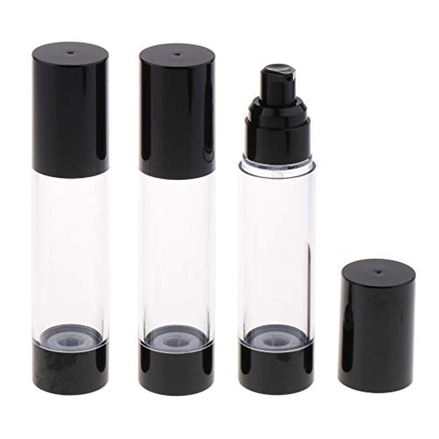 風景やる四回ミストスプレーボトル 霧吹き アトマイザー 噴霧ボトル 美容室 美容院 用品 3個入り 全6サイズ - クリーム50ml