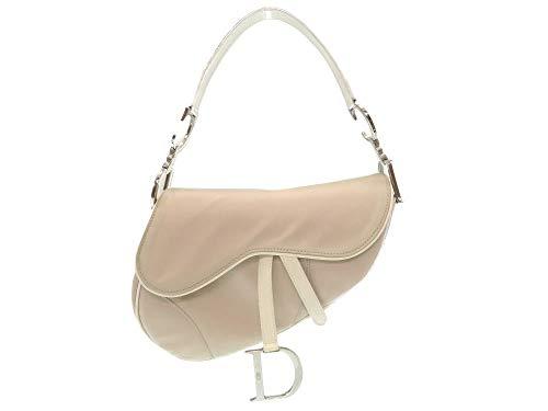 (クリスチャンディオール) Christian Dior サドルバッグ ハンドバッグ ナイロン レディース 0128 中古