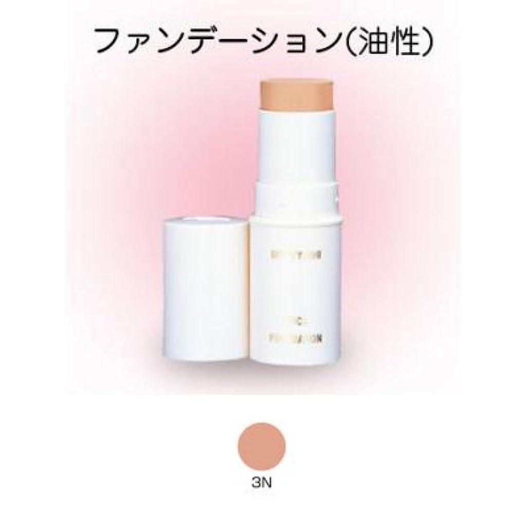 暫定気性不健康スティックファンデーション 16g 3N 【三善】