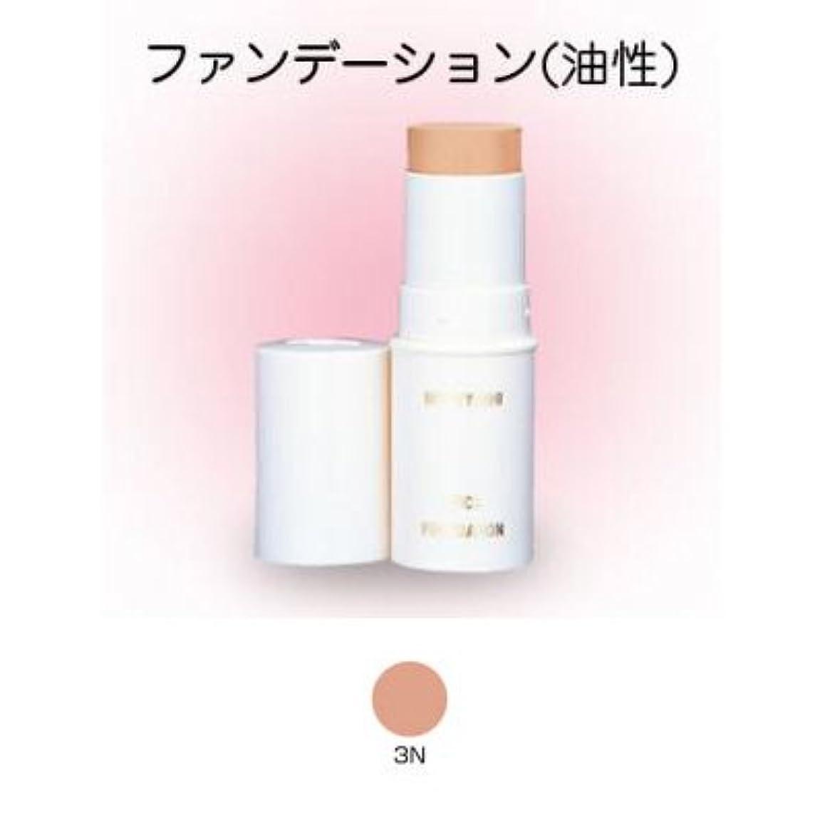 生き物ストレッチ陪審スティックファンデーション 16g 3N 【三善】