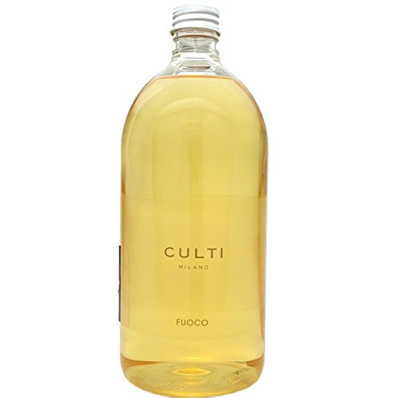 傭兵店主請う【CULTI】 クルティ ディフューザー リフィル FUOCO 1000ml [並行輸入品]