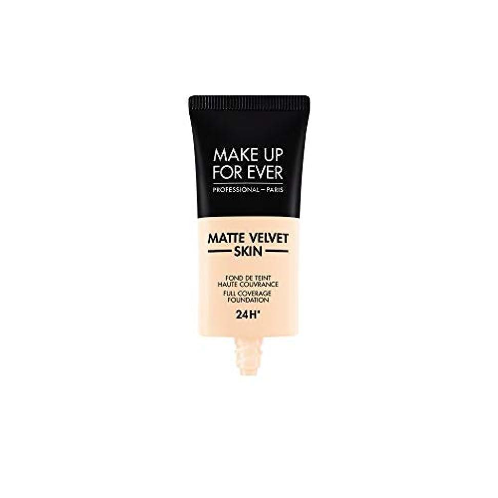 ベット真っ逆さまメアリアンジョーンズメイクアップフォーエバー Matte Velvet Skin Full Coverage Foundation - # R210 (Pink Alabaster) 30ml/1oz並行輸入品