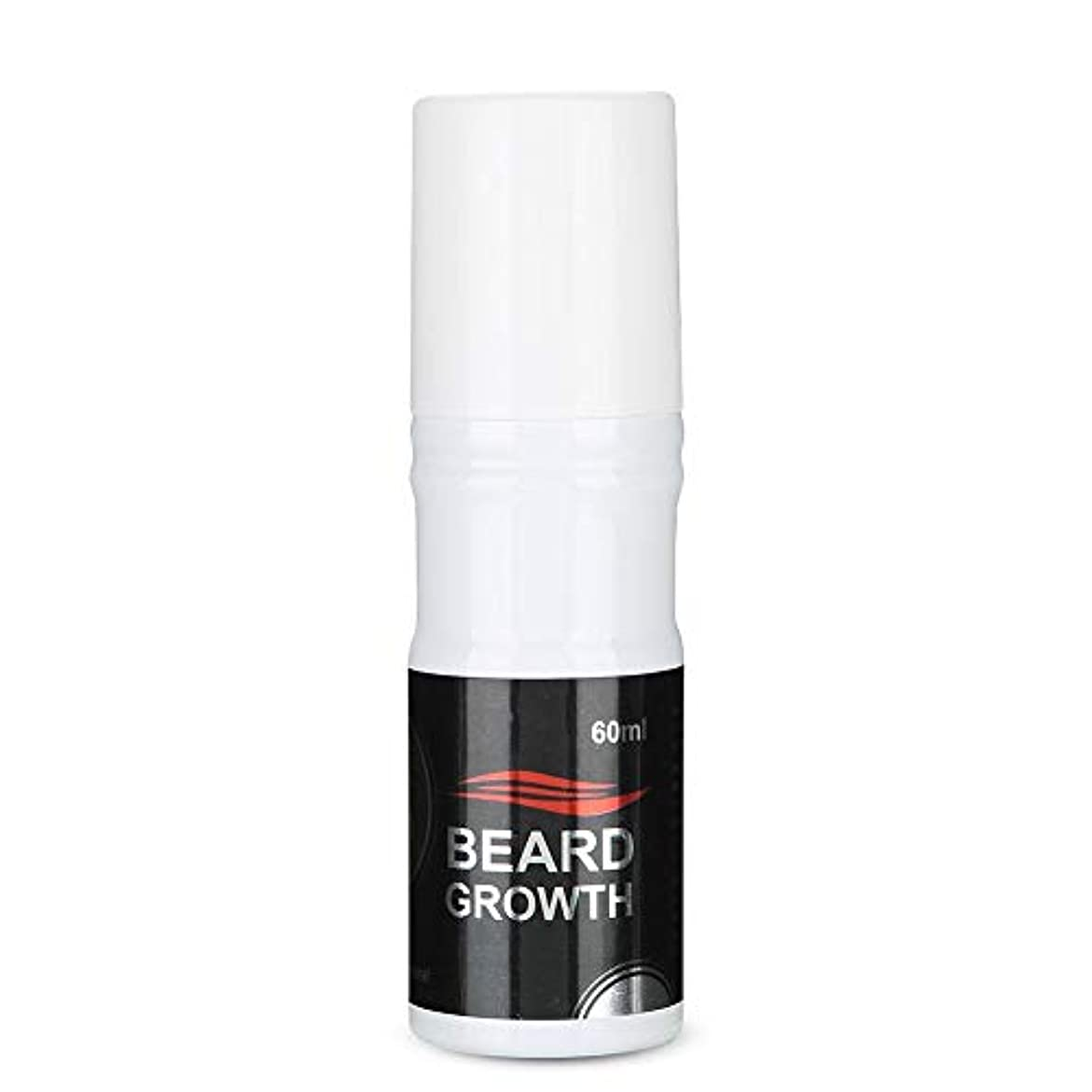 Semme 60ml男性のひげの成長のスプレー、より厚いのための自然で加速するひげの成長オイルの顔の毛の成長Lequidおよびより完全なひげ